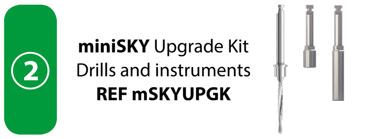 SKY OP Tray miniSKY Upgrade Kit