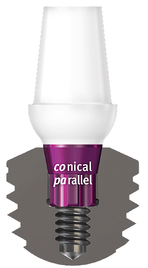 Conical Parallel Connection Implant