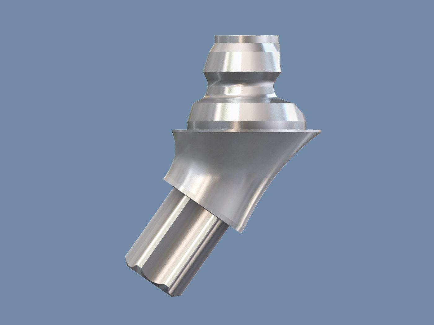 SKY fast&fixed tapered abutment