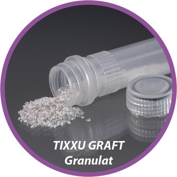 TIXXU Graft Granulat by bredent-group