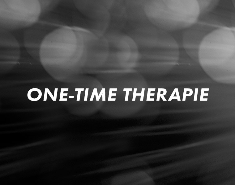 one-time therapie