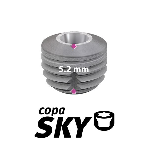 copaSKY Implant